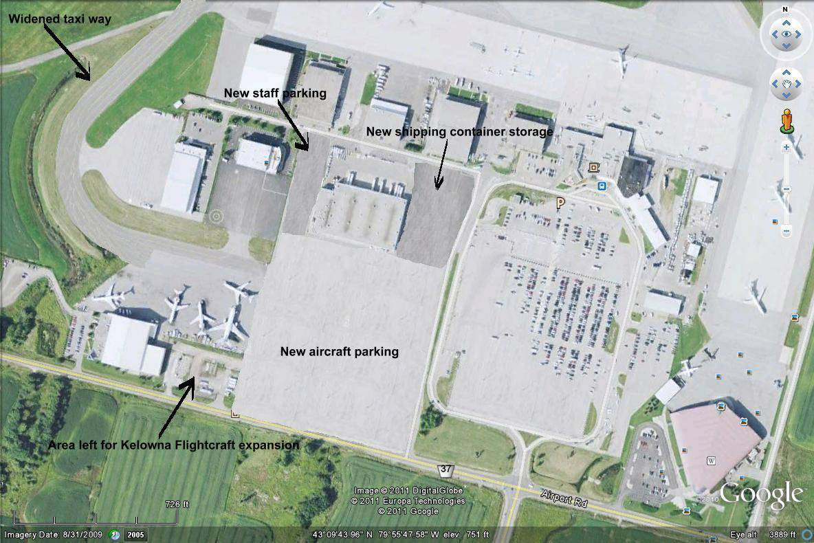 Hamilton International Airport [Archive] - Page 12 - SkyscraperPage ...