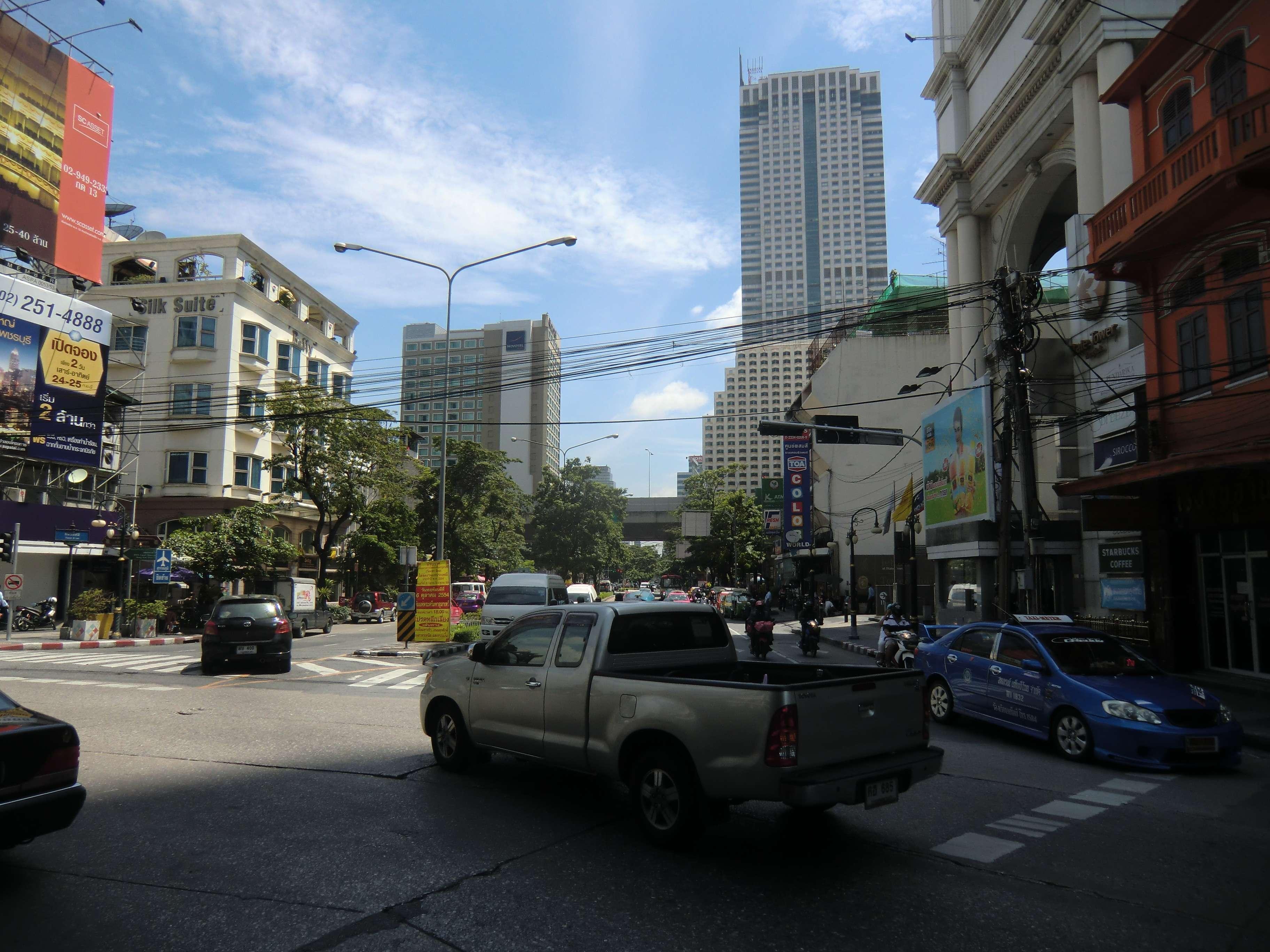 Silom Road